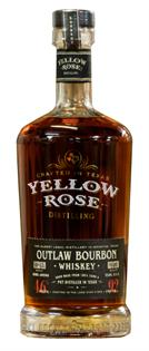 Yellow Rose Bourbon Whiskey Outlaw 750ml